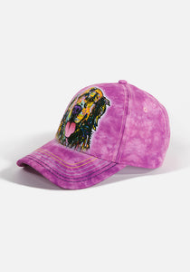 Unisex Ball Cap, Golden Retriever  by Dean Russo