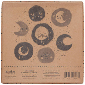 Moonrise Designer Dishtowel