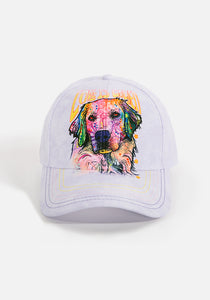 Unisex Ball Cap, Love is Golden...by Dean Russo