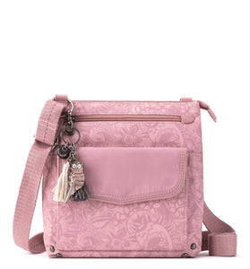 Blush Tonal Spirit Desert Camino Swing Pack by Sakroots