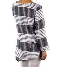 Island Stripes Linen Top by Habitat
