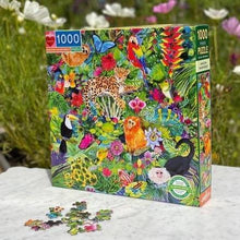Amazon Rainforest Jigsaw Puzzle