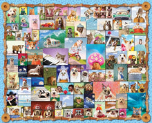 Animal Quackers Jigsaw Puzzle, 1000 Pieces