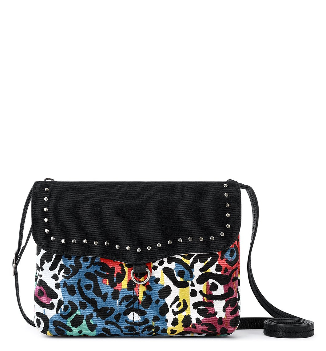 Multi Spotted Wildlife Austen Crossbody by Sakroots