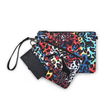 Multi Spotted Wildlife Adventure Triple Pouch by Sakroots