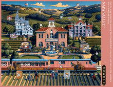 Napa Valley Jigsaw Puzzle, 1000 Pieces