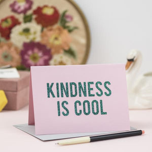 'Kindness is Cool' card