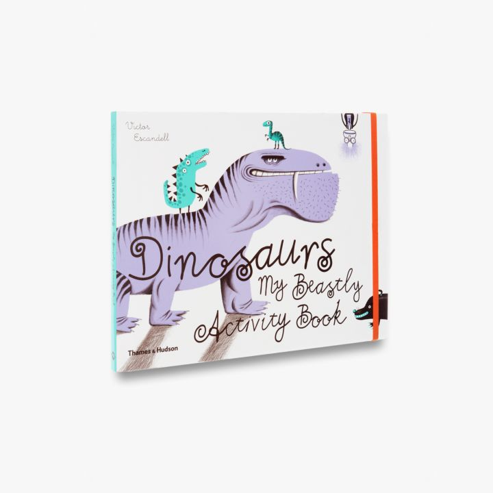 Dinosaurs: My Beastly Activity Book