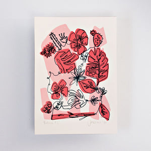 Botanic #1 – Limited Edition Screen Print