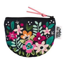 Black Fabric Coin Purse