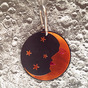 Moon Bag Tag