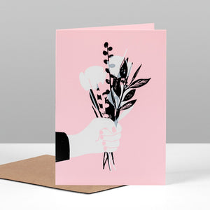 Perfect Posy Card