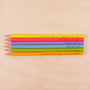 Sharp & Blunt Set Pencil Set - Proud