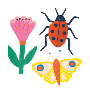Bug Vinyl Stickers