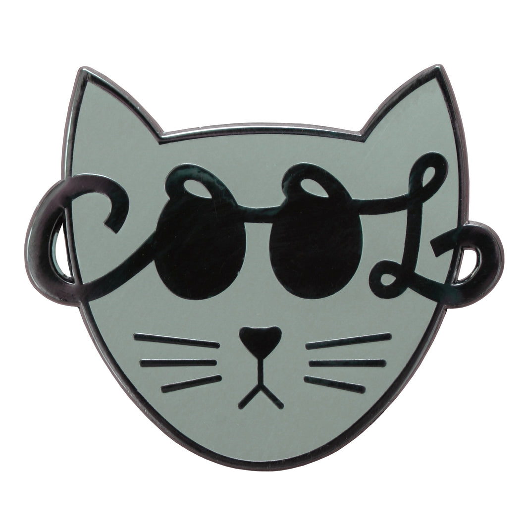 'Cool Cat' Pin