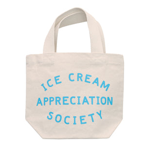 'Ice Cream Appreciation' Little Tote Bag