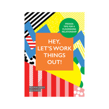Hey Let's Work It Out Mapology Guide