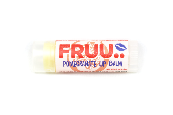 Fruu Pomegranate Lip Balm