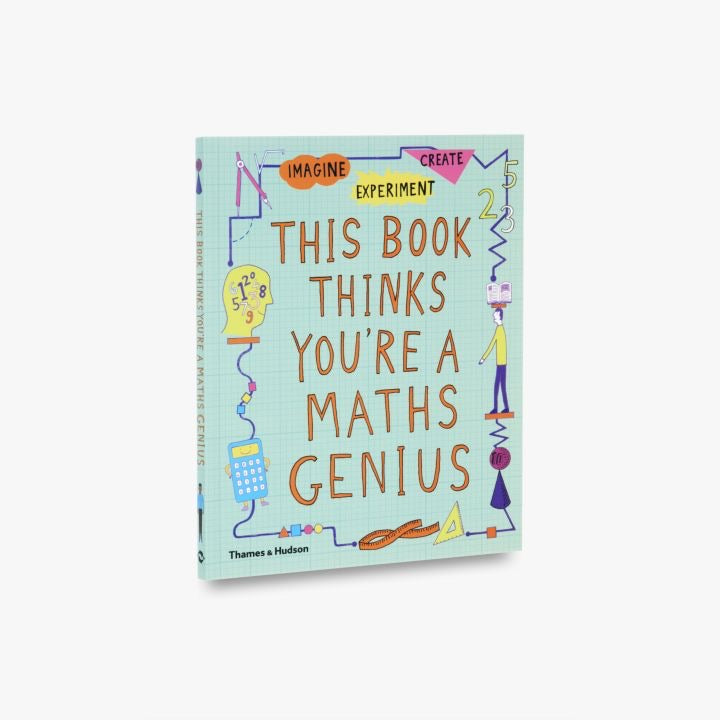 This Book Thinks You're a Maths Genius