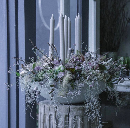 Festive Table Decoration Workshop with Hayley, from Bloomfields, Wednesday 18th December, 7.30pm