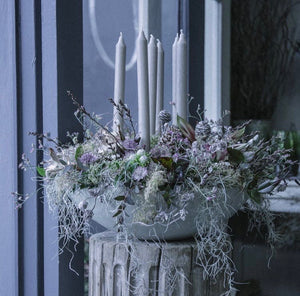 Festive Table Decoration Workshop with Hayley, from Bloomfields, Friday 20th December, 7.30pm