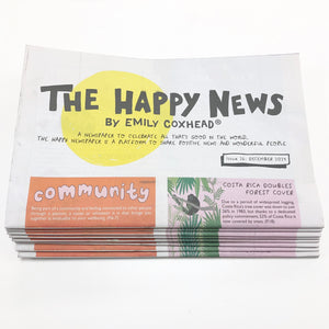The Happy News: Issue 16 December 2019