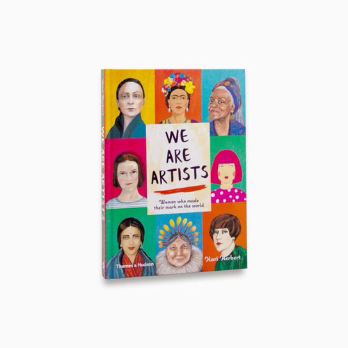 'We are Artists' book