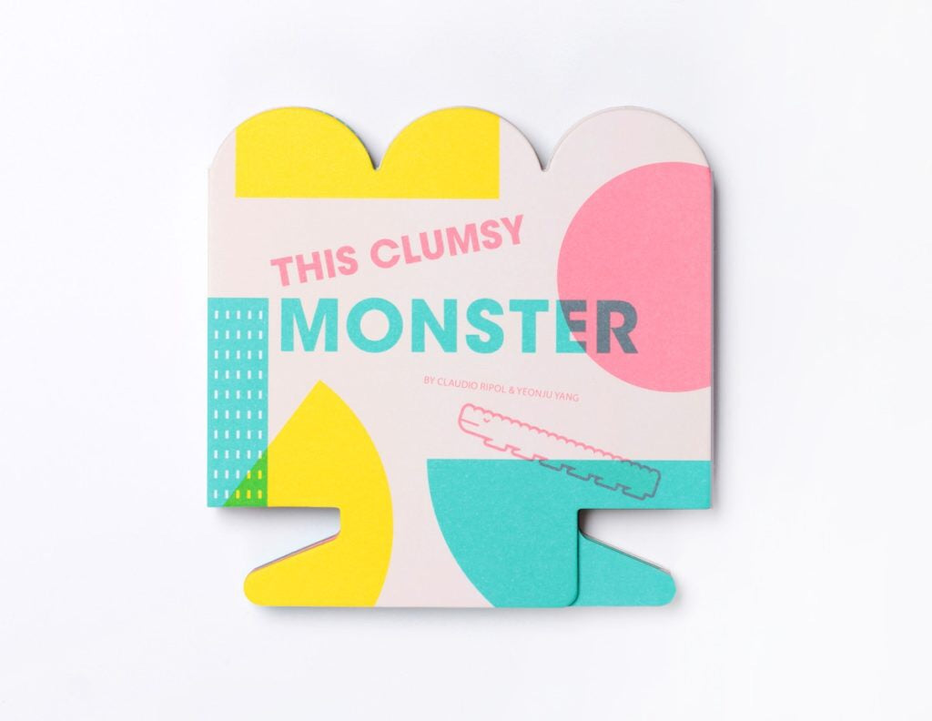 This Clumsy Monster Book