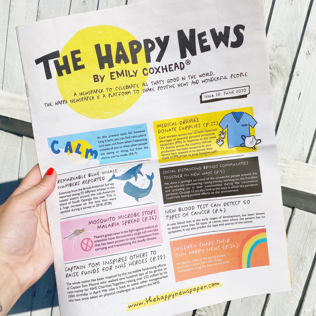 The Happy News: Issue 18 June 2020