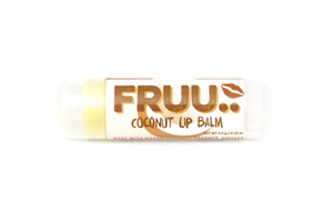 Fruu Coconut Lip Balm