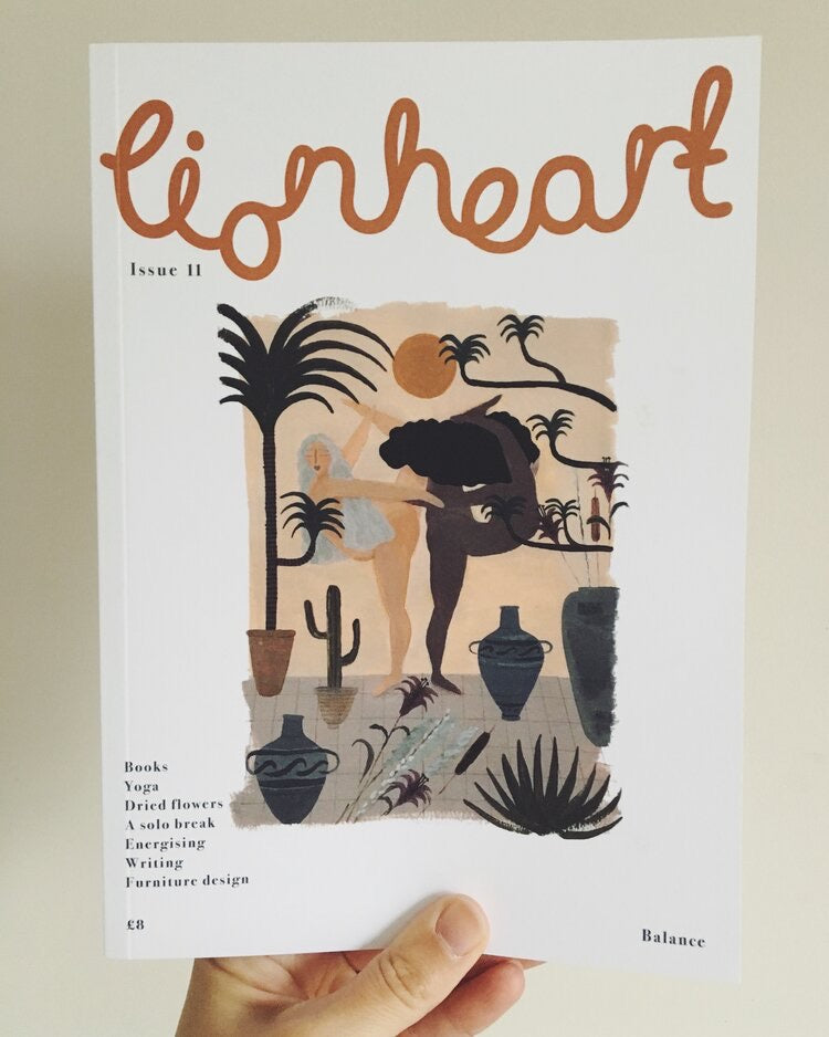Lionheart Magazine Issue 11