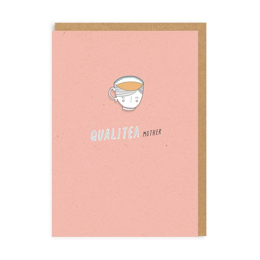 Qualitea Mother! Pin Card