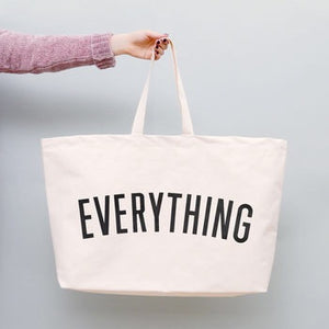 'Everything' Tote bag