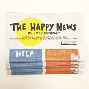 The Happy News: Issue 14 June 2019