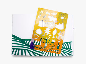 My Stencil Kit - Draw, Colour and Create