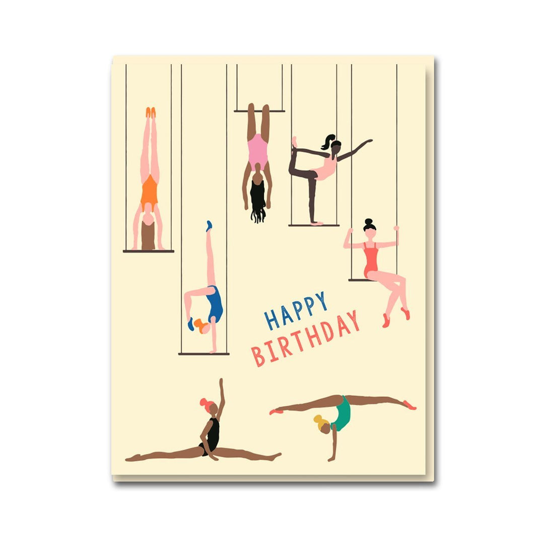 Trapeze Card