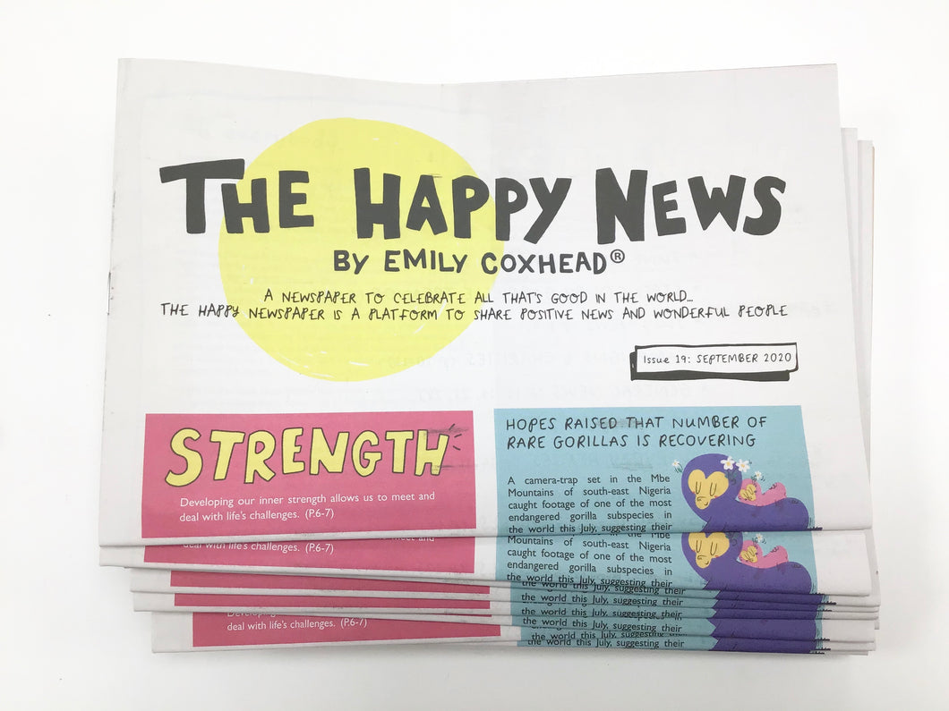 The Happy News: Issue 19 September 2020