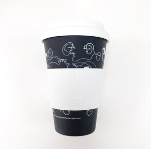 'Vent for Change' Eco Bamboo Fibre Cup