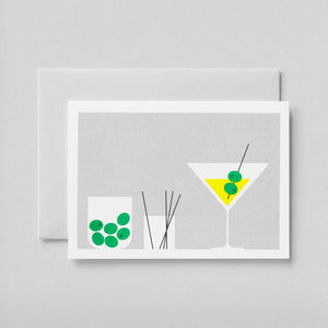 Riso Cocktail card