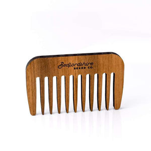 Bedfordshire Beard Co. Wide Tooth Comb