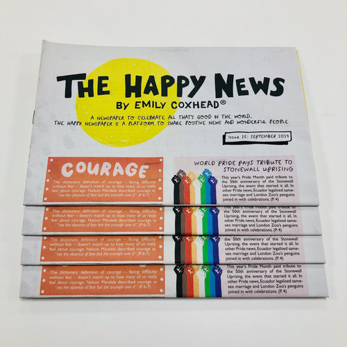 The Happy News: Issue 15 September 2019