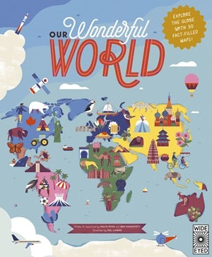 Our Wonderful World Book