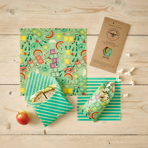 Beeswax Wrap - Lunch Pack
