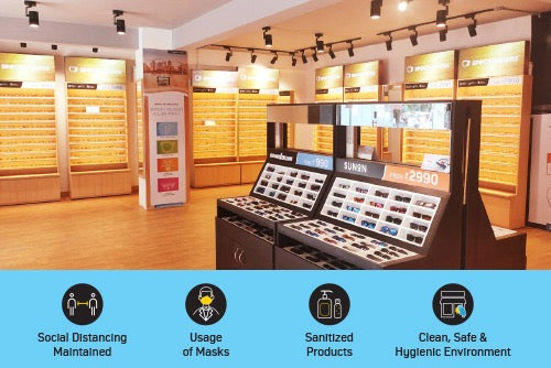 Specsmakers – Safe, Sanitized & Secure Stores