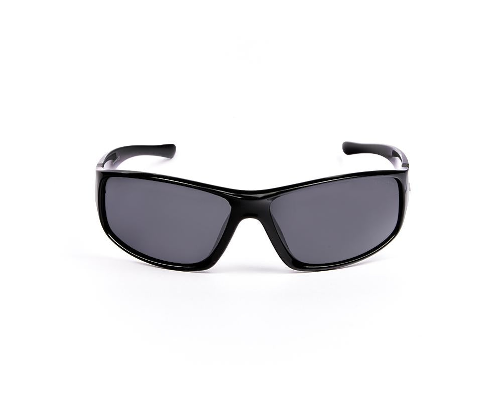 RECTANGLE BLACK SHINE WITH BLACK SUNGLASS SOG907