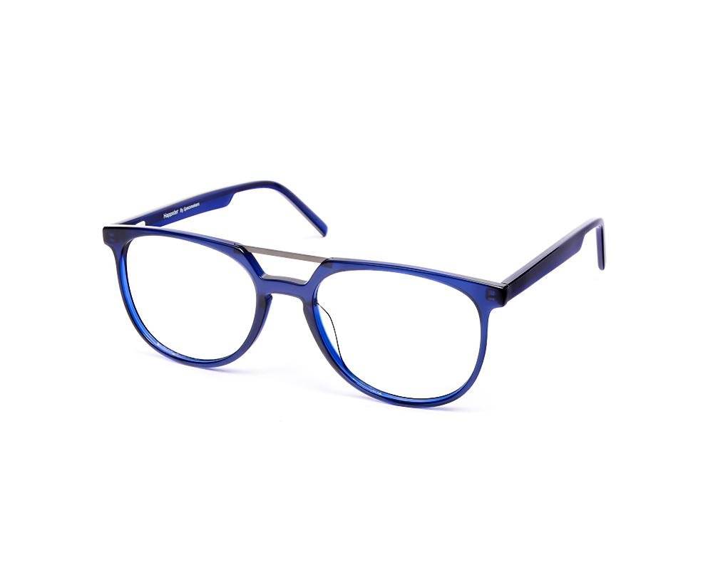 ROUND BLUE SHINE WITH BLUE HAPPSTER FRAME AMK35025