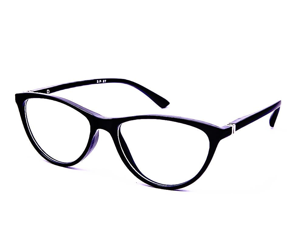 CATEYE BLACK FULL FRAME AOSP87A - Specsmakers