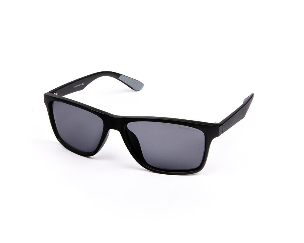 RECTANGLE BLACK MATT WITH BLACK SUNGLASS SOG4234