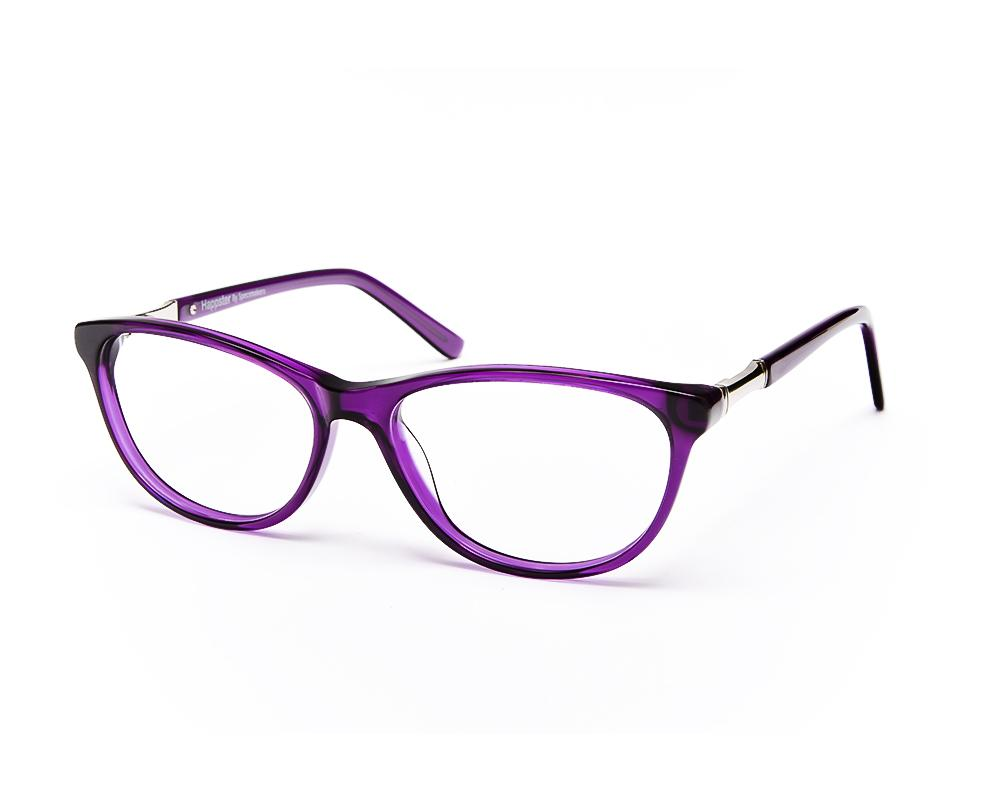 CATEYE PURPLE SHINE WITH PURPLE HAPPSTER NO17306 - Specsmakers