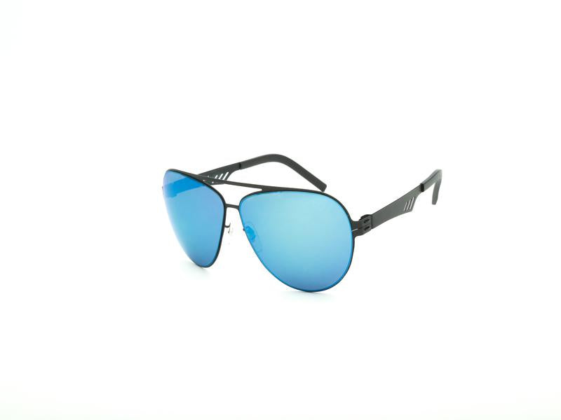 OVAL METAL SUNGLASS 8010 - Specsmakers